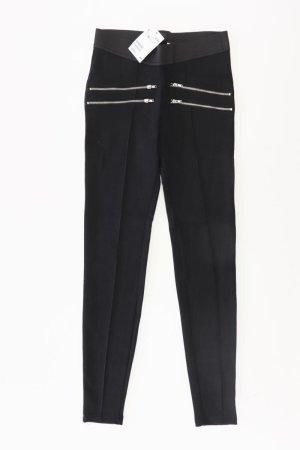Legging noir coton