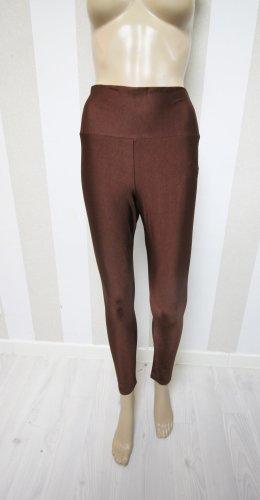 Leggings marrone