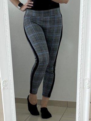 Amisu Low-Rise Trousers multicolored