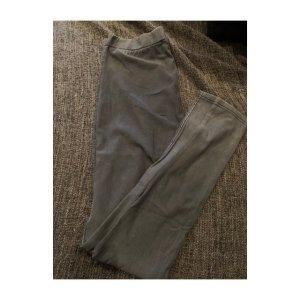Leggings in Jeansoptik mit leichtem Usedlook