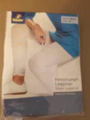 Leggings in weiß neu