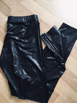 Leggings Latex/Vinyl Optik