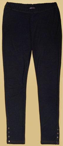 Leggings mit Jeansmuster, lang, Gr. 36