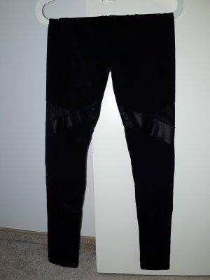 Leggings negro poliamida