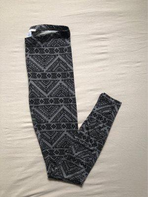 Amisu Leggings black-anthracite