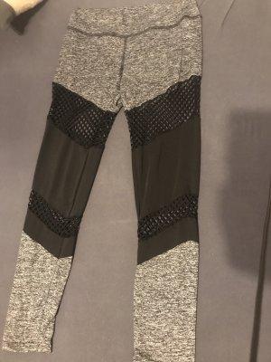 Leggings mit Netz
