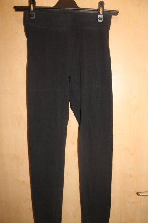 active Leggings black mixture fibre