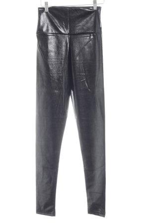Leggings negro elegante