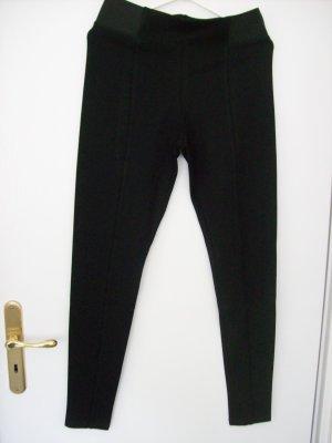 Leggings schwarz von H&M Basic