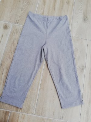 C&A Pantalón capri gris claro-gris