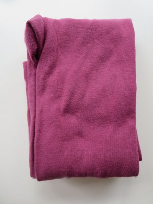 Leggings Thermo warm rot violett Größe 36/38