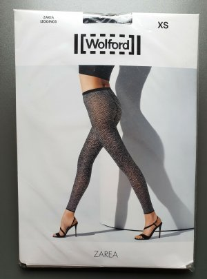 Wolford Bas noir-blanc polyester