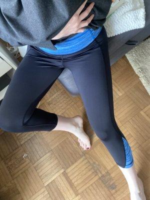 90 Degree by Reflex pantalonera negro-azul neón