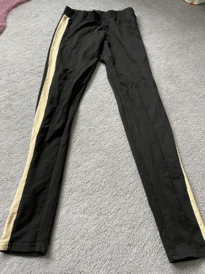 H&M Pyjama zwart-beige