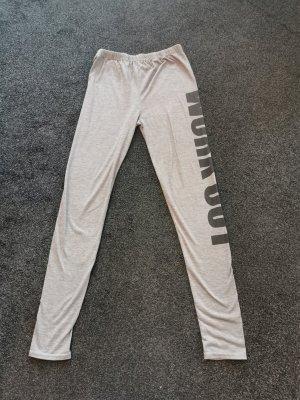 Legging gris clair-gris