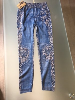 Leggins cooler Style Jeans Leo Look