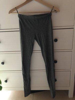 H&M Divided Legging gris-gris clair