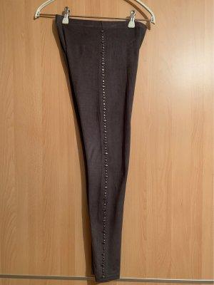 Cherry Legging grijs