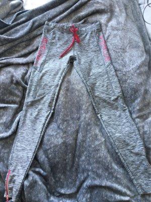 Tkmaxx Leggings grey-magenta