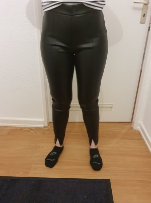 Leggins Leder Optik