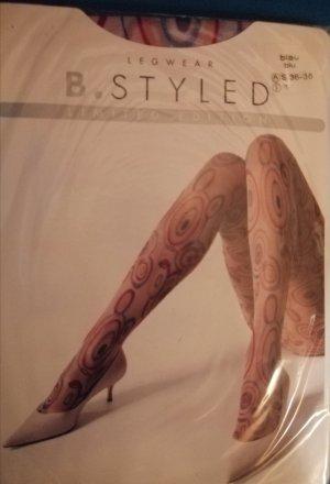 Legwear. Limited Edition. B. styled 40 Den. Neu. Ovp.