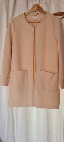 H&M Long Jacket pink