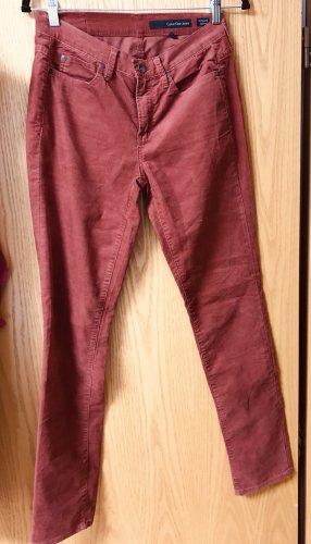 Calvin Klein Jeans Pantalon en velours côtelé multicolore