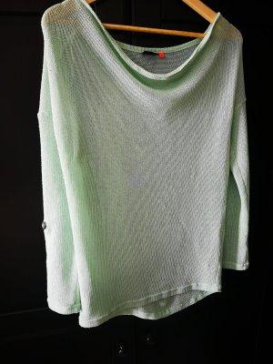 Leicht Durchsichtige Bluse mintgrün von Asos