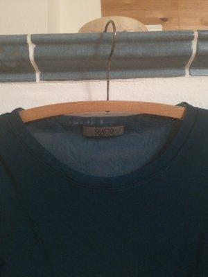 leicht durchsichtiges Netz-Shirt