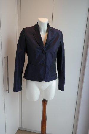 Jake*s Korte blazer bruin-paars Polyester