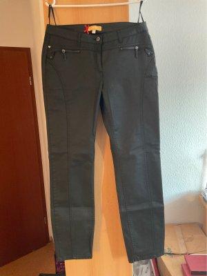 Biba Jeans a gamba dritta nero