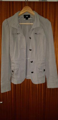 leicht grauer jeans blazer ♡