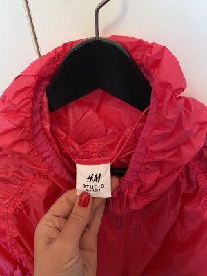 H&M Studio Softshelljack roze