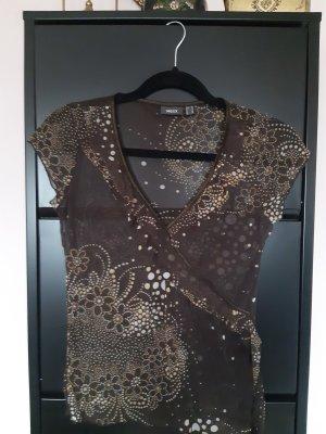 Leicht transparente Bluse von Mexx