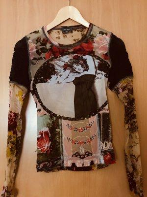 Leicht transparentes Shirt