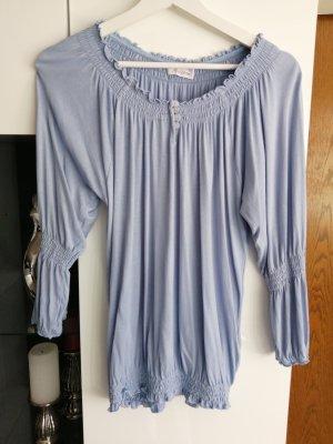 Aniston Stretch jurk azuur