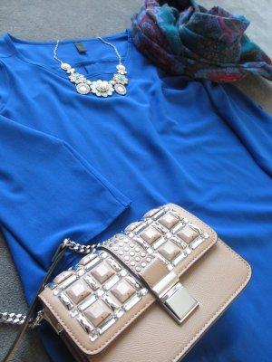 leichte 3/4 Arm Bluse royalblau von Vero Moda