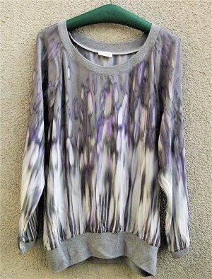 Alba Moda Blouse Shirt multicolored viscose