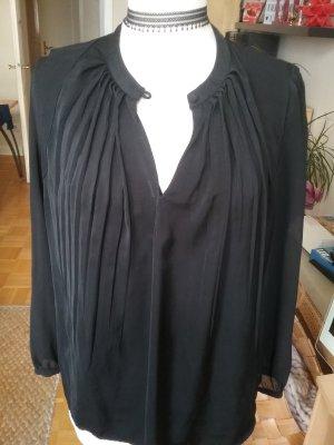 3 Suisses Blusa de manga larga negro