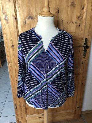 Leichte Bluse I Tunika mit tollem Muster
