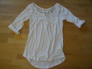 Leichte Bluse in Weiß