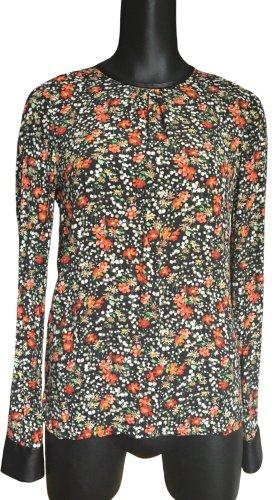 Leichte Bluse mit Blumen-Print