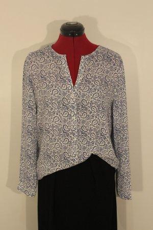 Leichte Bluse mit floralem Print