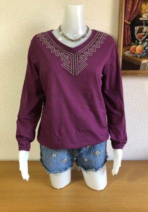Leichte Bluse ,Pulli Pullover Baumwolle