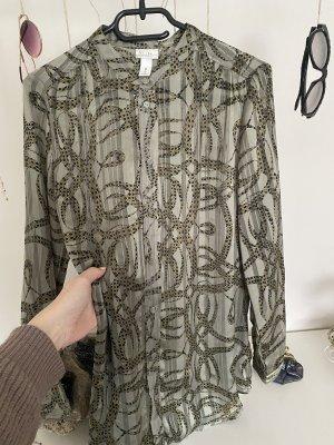 Leichte Bluse von H&M x Richard Allen