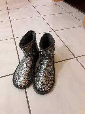 Haily's Bottes de neige argenté-gris