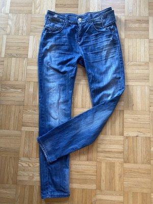 Fornarina Boyfriend Jeans blue
