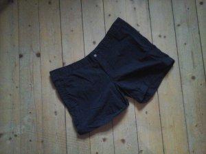 leichte butterweiche Shorts Bermuda dunkelblau Gr. 42