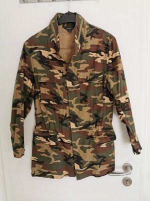 Leichte Camouflage Militaryjacke