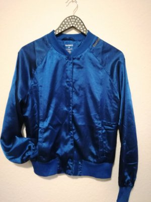 Reebok College jack blauw Polyester